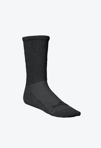 Incrediwear Circulation Socks Black Crew