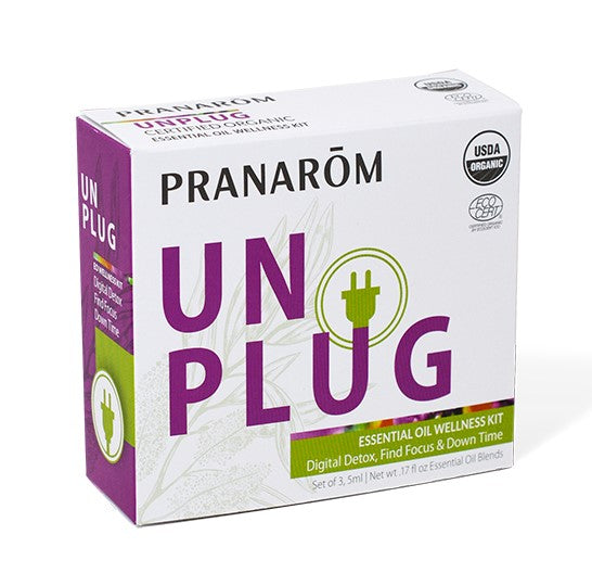 Unplug Wellness Kit