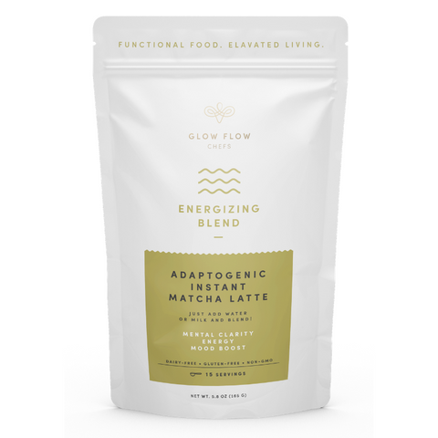 Adaptogenic Instant Matcha Latte - 5.8oz