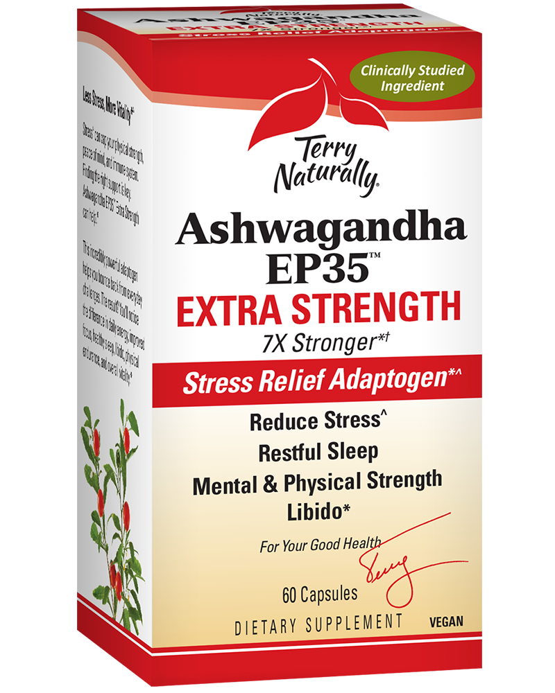 Ashwagandha EP35™ Extra Strength - 60ct