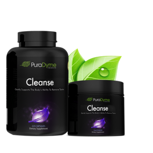 CLEANSE - HERBAL COLON CLEANSE