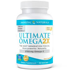 Ultimate Omega 2X - 60ct