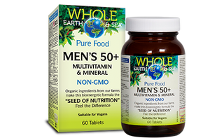 Men's 50+ Multivitamin & Mineral