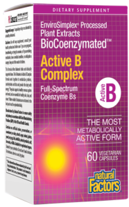 BioCoenzymated™ Active B Complex - 60ct