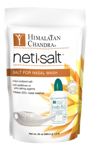 Neti Salt Bag