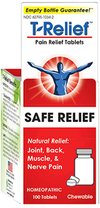 T‑Relief TM Tablets 100 ct