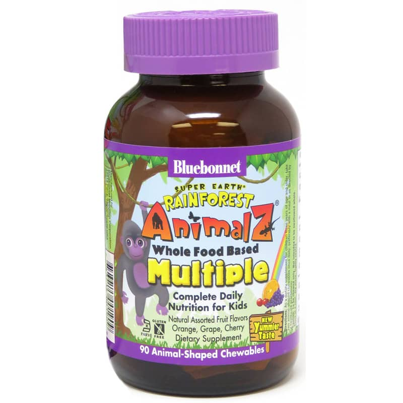 Rainforest Animalz Multiple - 90ct
