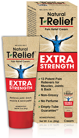 T‑Relief TM Extra Strength Cream, 3oz