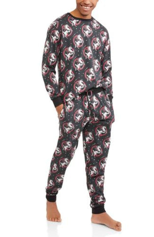 Marvel Deadpool Unicorn Pajama Set