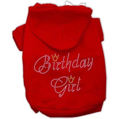 Birthday Girl Dog Hoodie