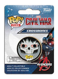 Funko POP! Marvel Keychain & Pin Set