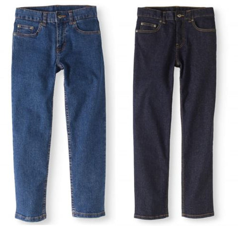 Faded Glory Straight Jeans