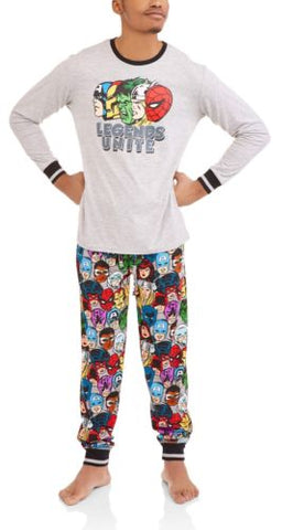 Legends Unite Pajama Set