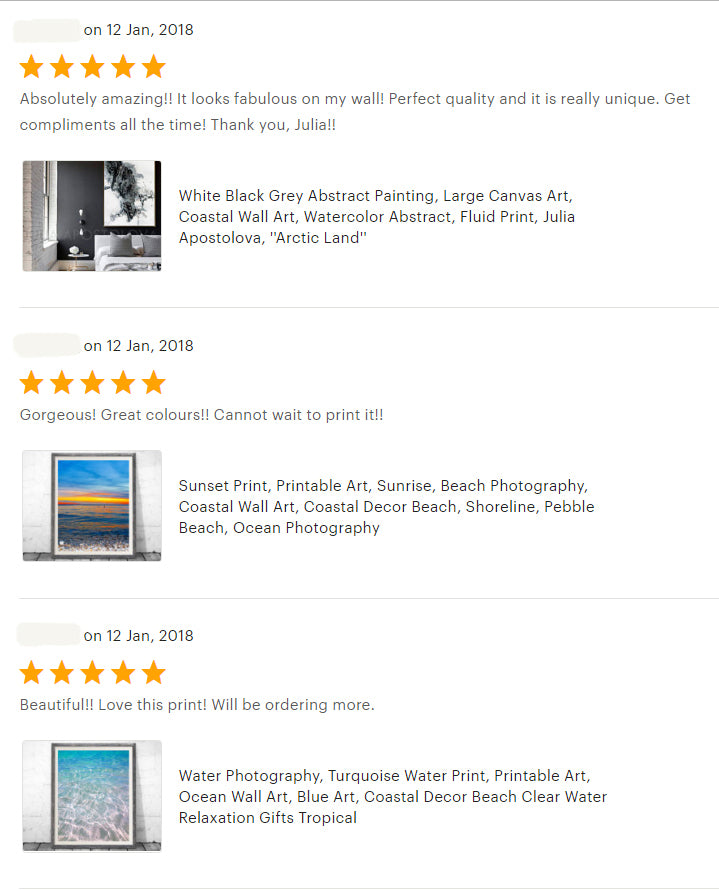 happy customers, art, photographt, printable, prints, canvas, ready to hang, reviews, julia apostolova, review, happy clients, abstract, abstract art, zen art, canvas print, bedroom, living romm, black gold teal, dinning room, decor, interior, client photo, clients house, home decor,