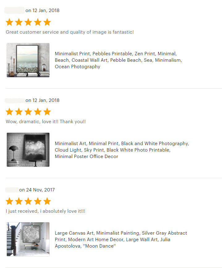 happy customers, art, photographt, printable, prints, canvas, ready to hang, reviews, julia apostolova, review, happy clients, abstract, abstract art, zen art, canvas print, bedroom, living romm, black gold teal, dinning room, decor, interior, client photo, clients house, home decor, moon dance, canvas art