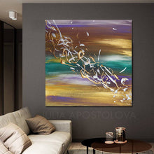 Purple and Gold, Autumn Decor, Large Wall Art, Modern Abstract Painting, Canvas Print, Autumn Spirit, Julia Apostolova, Gold Leaf, Gold, Copper, Gray, Abstract Painting, Watercolor Abstract, Canvas Print, Modern Wall Decor, Julia Apostolova, Extra Large Wall Art, Abstract Painting, Canvas Print Gold, Julia Apostolova, interior, design, home decor, lobby, hotel lobby decor, restaurant decor, interior designer, art collector