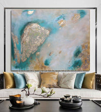 Original Gold Leaf Painting, Luxury Wall Art Abstract, Elegant Interior Decor, Julia Apostolova, Gold Leaf Wall Art, Emerald and Gold original painting, Luxury Wall Art Decor, Original Art, Gold Abstract Art, Glam Art, ''A Vew From Above'', Gold Leaf Art, livingroom, sophisticated art, glamorous art, Earth tones, Earth colors, Contemporary art, home, office, hotel, restaurant decor. Original Ready to Hang, Abstract Painting, Gold Leaf, shining accents, artist, interior, interior design, designer, wall decor