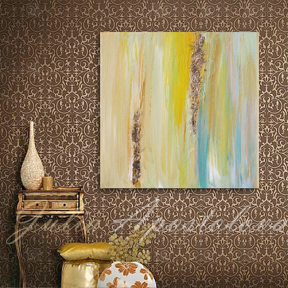 Fantastic Brown And Blue Wall Art Contemporary - The Wall Art ...