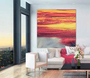 Abstract Cloud Paintings, Sunset Canvas Wall Art, Cloudscape, Nordic Art Set, Minimalist Wall Decor, Julia Apostolova, walldecor, wall decor, wall art trendy, wall art, visual fine art, nordic wall art, nordic decor, bedroom art, dreamy trend art, dreamy clouds, dream clouds, design, cloud oil painting, cloud canvas painting, cloud canvas art, cloud art set, cloud art print, cloud art painting, large wall art, large painting on canvas, abstract sunset art, visual art, office art, hotel decor, contemporary
