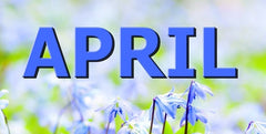 Here's to April!