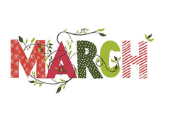 March 2019 Happenings