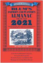2021 Blum's Almanac Single Copy