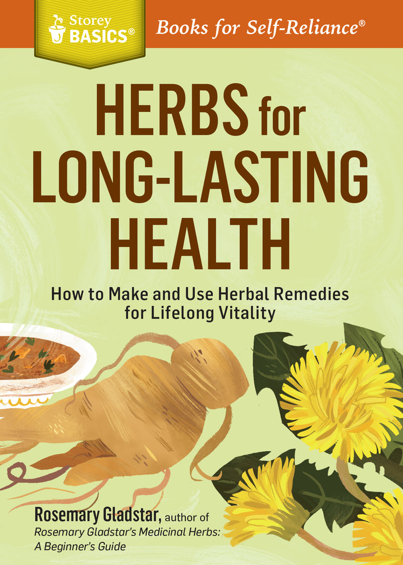 Herbs for Long Lasting Health