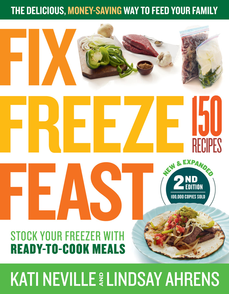 Fix, Freeze, Feast, 2nd Edition
