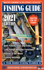 2021 Blum's Fishing Guide