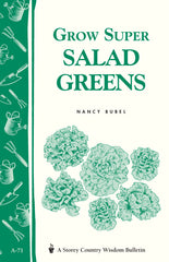 Grow Super Salad Greens