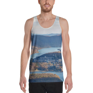 West Point High Quality Two Sided Unisex Tank Top