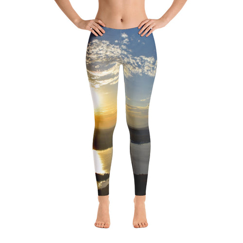 Bannerman's Sunset Leggings