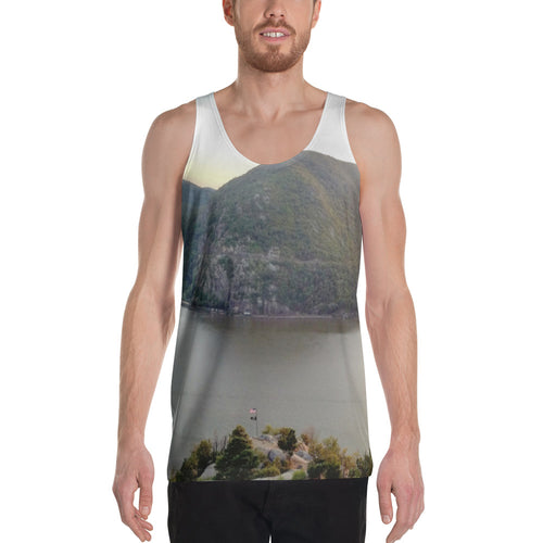 Breakneck High Quality Two Sided Unisex Tank Top