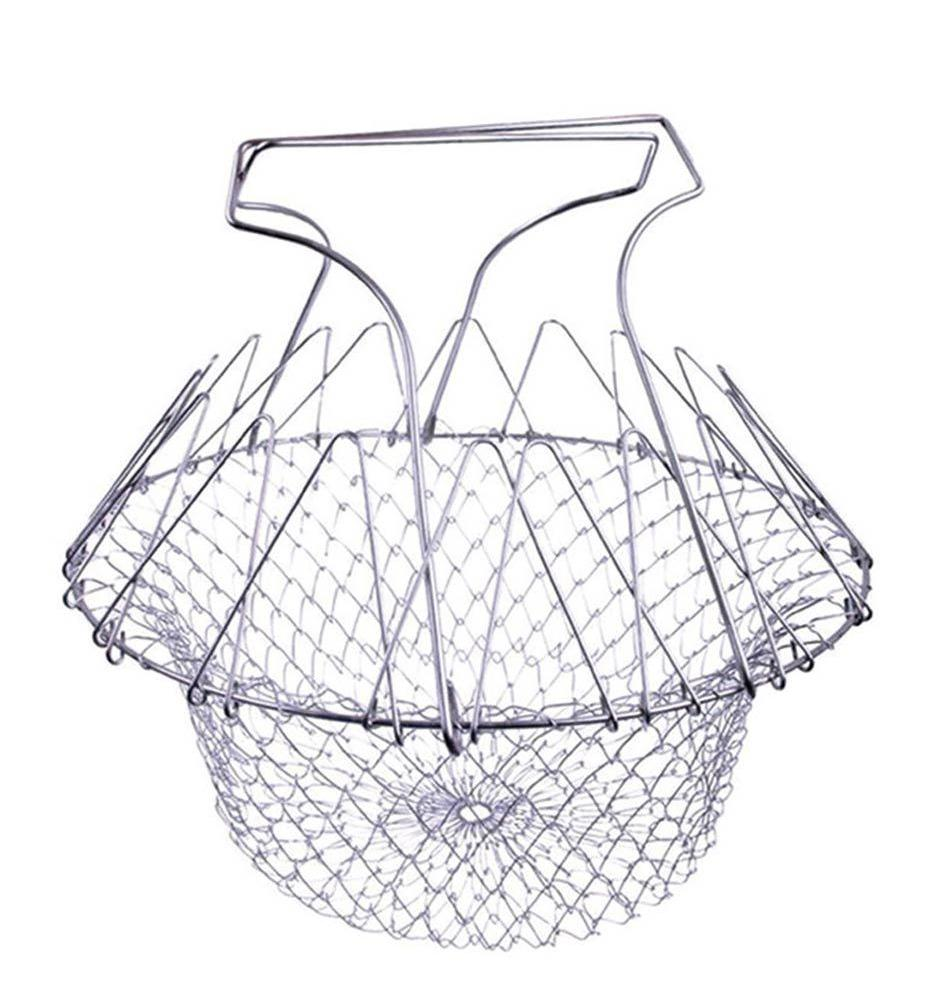 Collapsible Colander Strainer