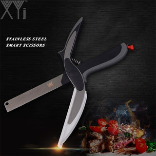 2 in 1 Scissor Chopper