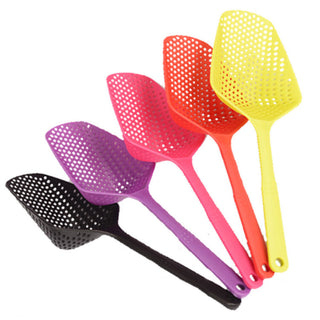 Scoop Colander Nylon Spoon Strainer