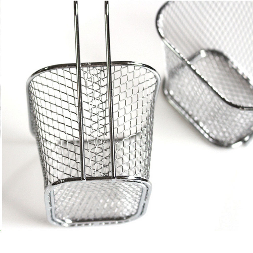 Electroplate Stainless Steel Strainer