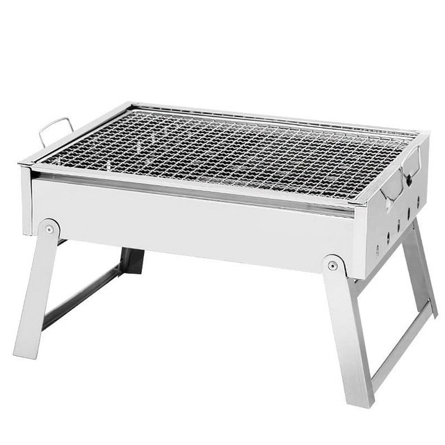 Outdoor Thickened Stainless Steel Stove