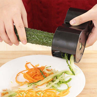 Spiral Slicer Cutter & Sharpener