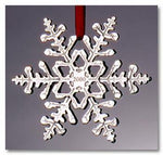 "2000 Snowflake ""Bentley"" Ornament"