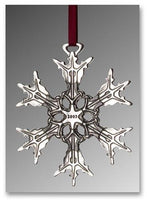 "2003 Snowflake ""Bentley"" Ornament"