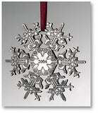 "2004 Snowflake ""Bentley"" Ornament"