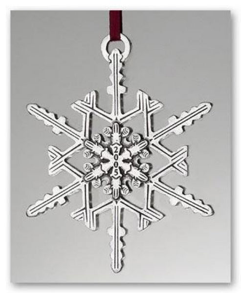 "2005 Snowflake ""Bentley"" Ornament"