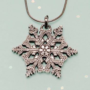"2006 ""Snowflake"" Bentley Necklace"