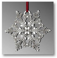 "2006 Snowflake ""Bentley"" Ornament"