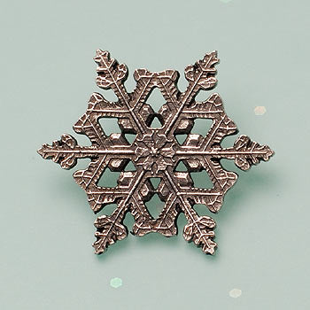 "2006 ""Snowflake"" Bentley Scatter Pin"