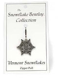 "2006 ""Snowflake"" Bentley Zipper Pull"