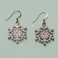 "2007 ""Snowflake"" Bentley Earrings"