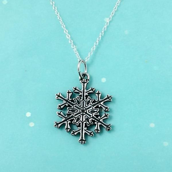 "2007 Mini ""Snowflake"" Bentley Necklace"