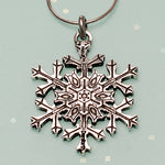 "2007 ""Snowflake"" Bentley Necklace"
